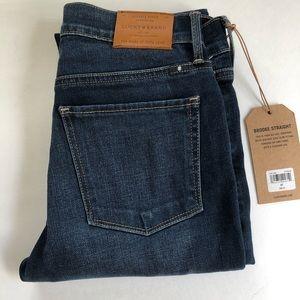 Lucky brand straight leg jeans size 4/27